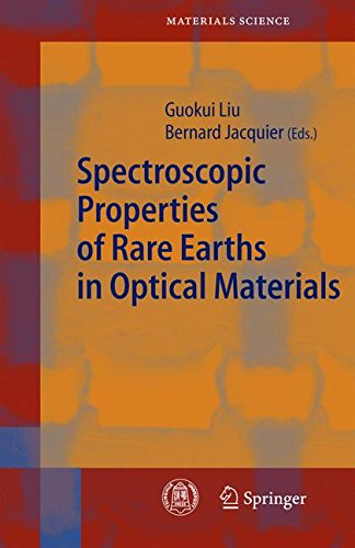 Spectroscopic Properties of Rare Earths in Optical Materials (Springer Series in Materials Science)