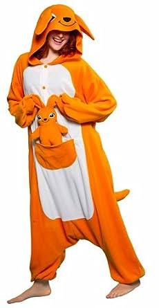 Adult Kangaroo Animal Halloween Costume size Standard  sc 1 st  Amazon.com & Amazon.com: Adult Kangaroo Animal Halloween Costume size Standard ...