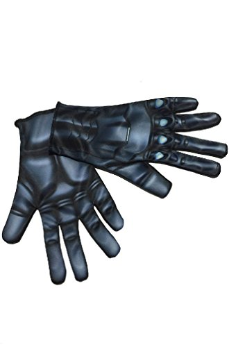 [8eighteen Avengers 2 Black Widow Adult Gloves Costume Accessory] (New Black Widow Costumes)