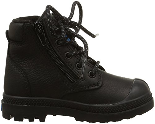 Black Chaussures Cuff Bb Bébé Bébé Hi Marche WP Noir Palladium 315 Mixte qPZwI5x