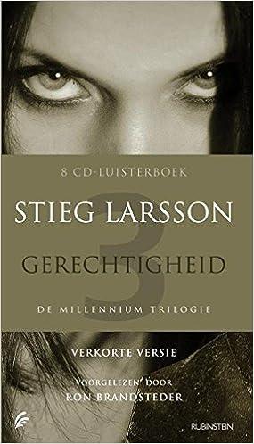 Gerechtigheid (Millennium (3)): Amazon.es: Larsson, Stieg ...