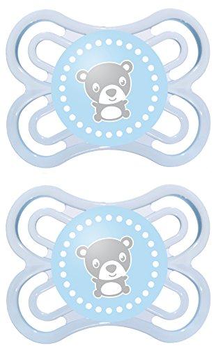 MAM 99953000 - Perfect 0-6 Jungen Doppelpack