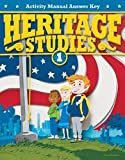img - for Heritage Studies Activity Manual Answer Key Grade 1 3rd Edition book / textbook / text book