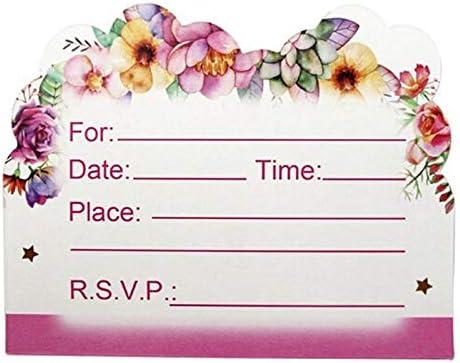 Amazon.com: Tarjetas e invitaciones – 10 unidades de tarjeta ...