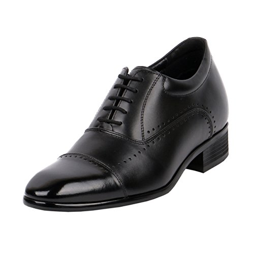 Black Work Increasing For Shoe and Tall Feet Shoes Wide Formal 8
