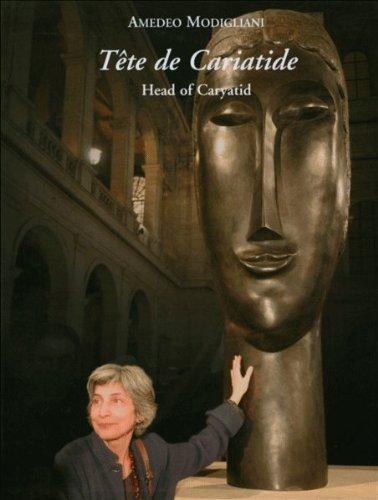 Amedeo Modigliani. Tête de Cariatide - Head of Caryatid ()