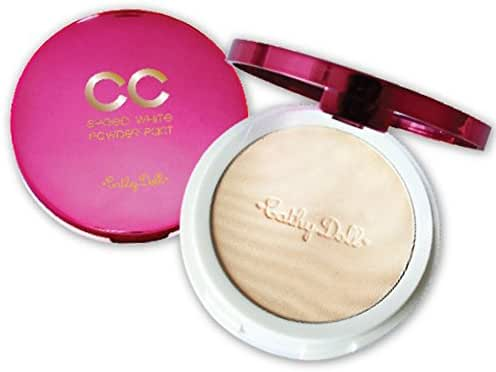 Karmart Cathy Doll Cc Powder Pact Spf40 Pa+++ 12g Speed White # 23 Natural Beige
