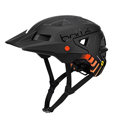 Bolle Trackdown MIPS Black Fire 51-54cm 31619 Cycling Helmet