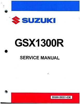 99500-39351-03E 2008-2018 Suzuki GSX1300R Hayabusa