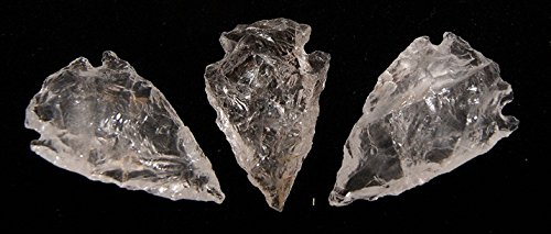 Quartz Crystal Single Terminated Point Arrowhead 30-35mm 1 Supplied by Gifts and Guidance (Image #1)