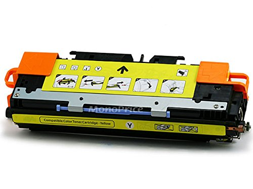 Monoprice 109078 MPI Remanufactured HP Q2682A Laser/Toner - Yellow