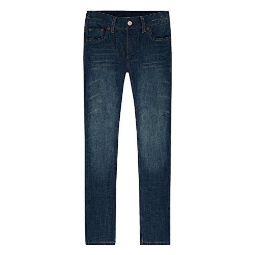 Boys Clothing Husky - Levi's Boys' 511 Slim Fit Jeans, Del Rey, 14 Husky