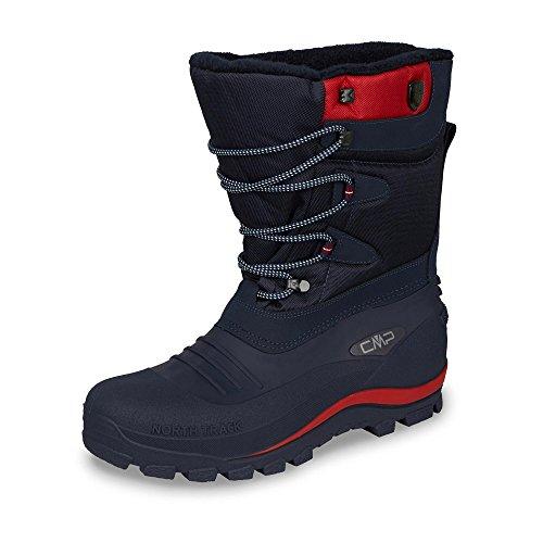CMP Campagnolo Nietos, Zapatos de High Rise Senderismo para Hombre Azul (Navy)