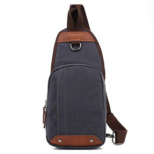 DONG / Hombres / ventilador / tela Ocio / Deportes / pack pecho creativa , khaki blue black