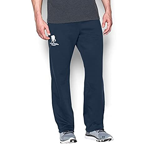 Under Armour Men's Freedom Storm Pants, Academy/White, Large