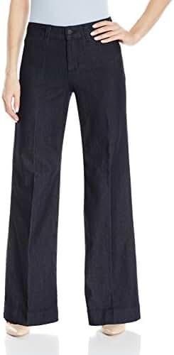 NYDJ Women's Greta Trouser Jeans In Premium Denim