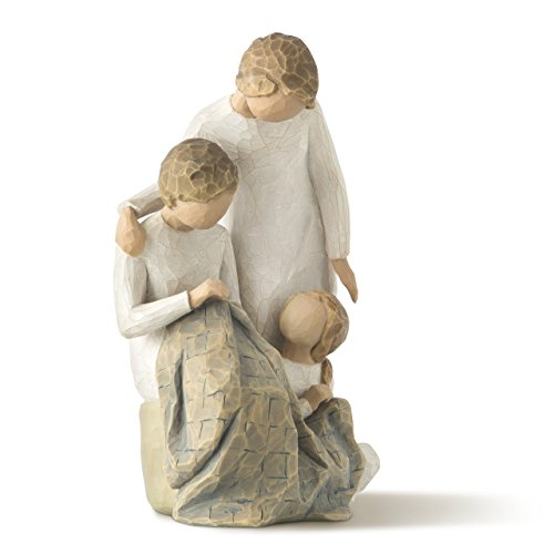 Willow Tree hand-painted sculpted figure, Generations