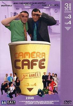 Caméra café - 3ème année - N°3 & 4 [Francia] [DVD]: Amazon.es ...