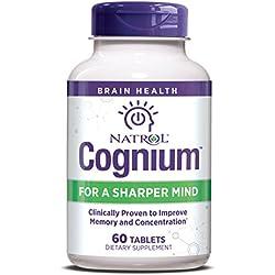 Natrol Cognium Tablets, 60 Count