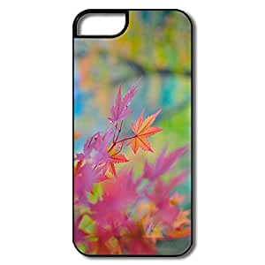 IPhone 5S Cases, Autumn Colors Japan White/black Cases For IPhone 5/5S
