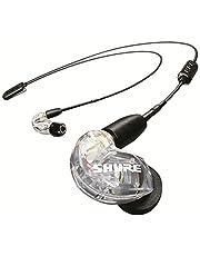 Shure Se215 Bluetooth 5.0 In-Ear Hoofdtelefoon Met Geluidsisolerende Technologie, Gedetailleerd Geluid, Helder