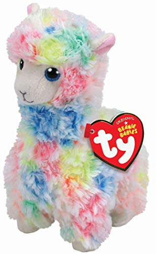 Ty LOLA - Multicolor Llama reg (Lola Baby)