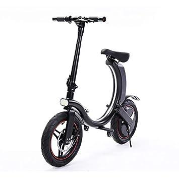 Amazon.com: Bicicleta eléctrica Go-Bike Q1, ligera, compacta ...