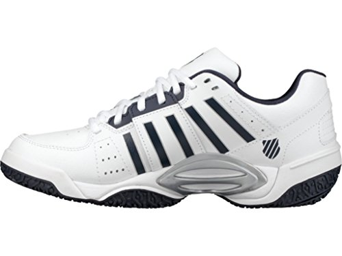 K Omni Ks blanc De Chaussures Tennis Accomplish Tfw 37 Marine swiss Performance Blanc Iii z6qXxrz