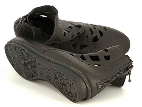 Arche black Black Noir Women's black Boots Ninate rHqAwnrxaI