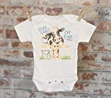 Holy Cow I'm Cute Cow Onesie®, Farm Animal Onesie, Cute Cow, Cute Baby Bodysuit, Cute Onesie, Boho Boy Onesie, Funny Onesie