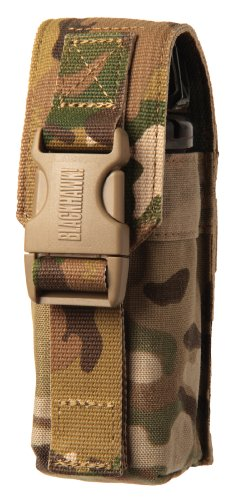 BLACKHAWK! S.T.R.I.K.E. Flashbang Pouch (Made in USA), Multi Cam
