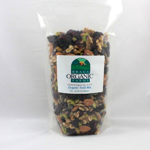 Braga Organic Farms Trail Mix, 2 Pound by Braga Organic Farms