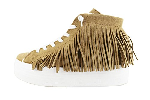 Donna Camoscio 2 Marrone Sneakers Ag10 Star qBn00YEAg