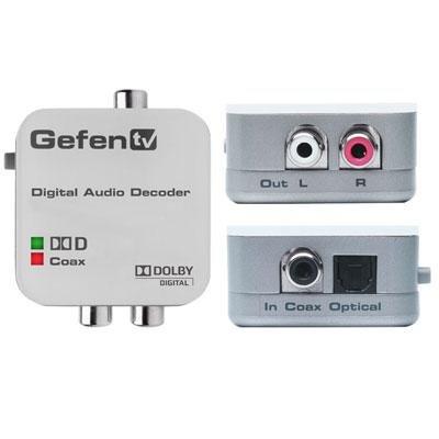 Gefen - Digital to Analog Decoder