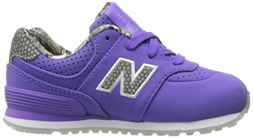 Kinder Balance M Kl574wtg New Sneakers Unisex Purple Fluorescent f6FqxEwx