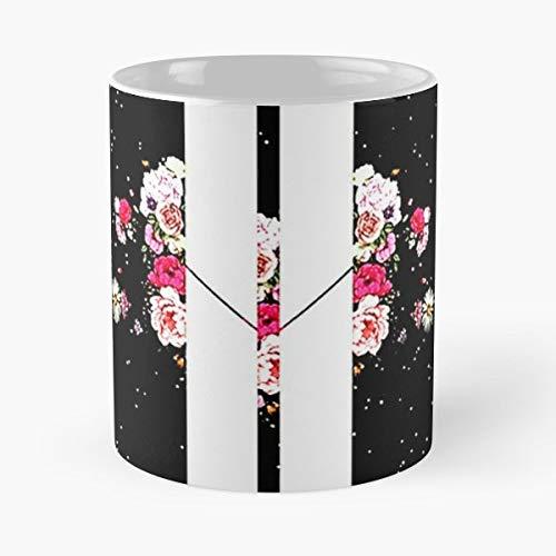 Korean Kpop Jimin J - Best Gift Ceramic Coffee Mugs