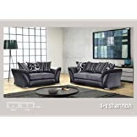 AHS furniture SHANNON SOFA SET 3+2 SEATER