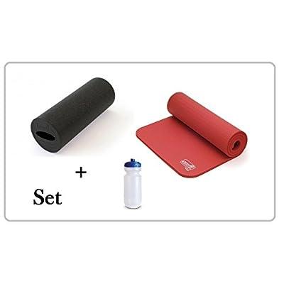Yoomat Mince Tapis De Yoga Voyage Portable Pliage Elargi Tapis De