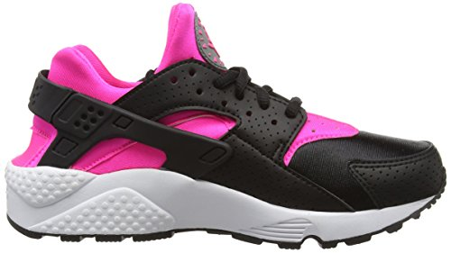 Run Black Chaussures White Multicolore Nike de Pink Running Femme Entrainement Rose Blast Huarache Air 6qwvZnAE