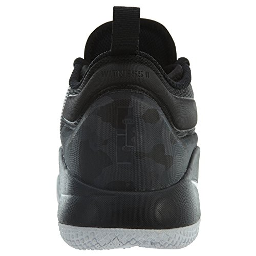 Nike Men's Lebron Witness Ii Fitness Shoes, Black Black
