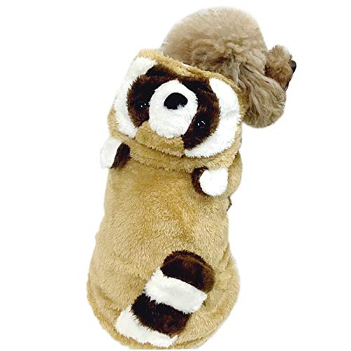 Alfie Pet - Fritzi Raccoon Costume - Size: XS ()