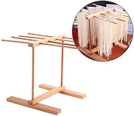 Compra ZYY-Home curtain Pasta secador de Pasta de Madera, Plegable, Rejilla de Secado de Olmo, Fideos Plegable y Secado Espagueti Estante de Madera, A en Amazon.es