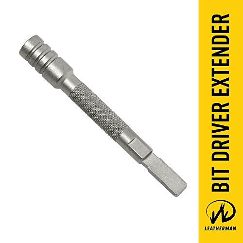 Leatherman Surge Accessories - Leatherman - Bit Driver Extender, Silver