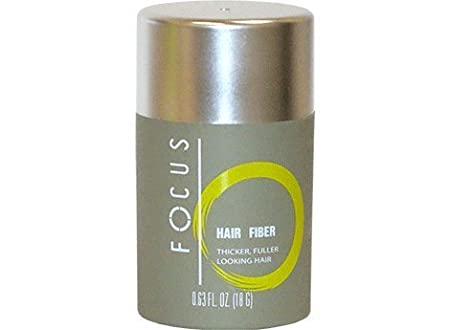 Focus Pure Organic Keratin Hair Building Fibers/hair Loss Concealer, 18 Grams/0.63 Oz. Per Bottle (55 Days Supply). (Blonde) Focus Beauty and Health