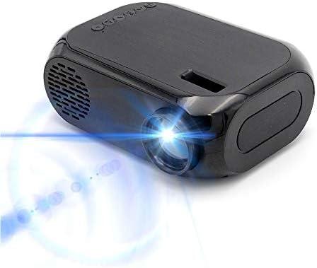 LYZL Proyector de vídeo portátil proyector, Soporte 1080P ...