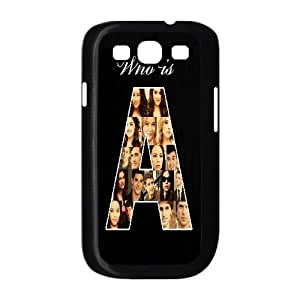 Qxhu Pretty Little Liars Protective Snap On Hard Plastic Case for Samsung Galaxy S3 I9300