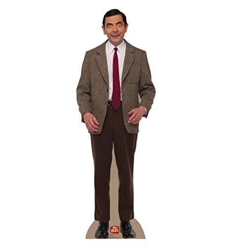 Advanced Graphics Mr. Bean Life Size Cardboard Standup