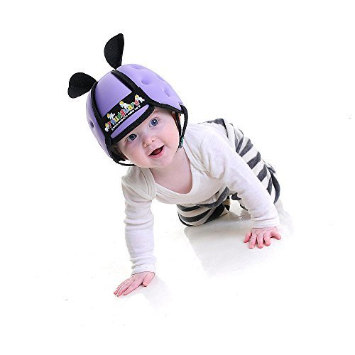 Thudguard Baby Safety Helmet - Lilac by Thudguard