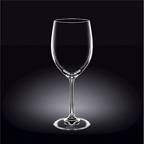 Wilmax 888008 530 ml Wine Glass Set of 644; Pack of 4 by Wilmax