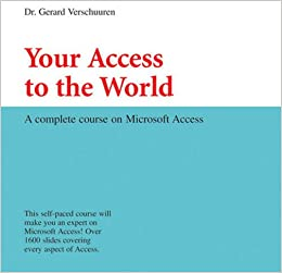 Amazon com: Your Access to the World: A Complete Course on Microsoft